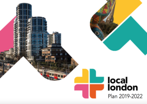 Local London Plan 2019-22 front
